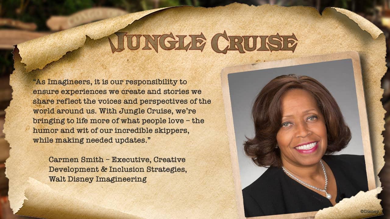 Jungle Cruise Update Walt Disney World and Disneyland 5