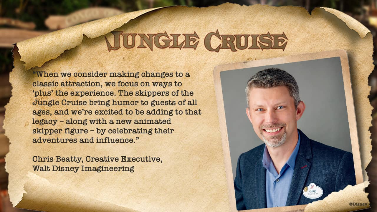 Jungle Cruise Update Walt Disney World and Disneyland 6