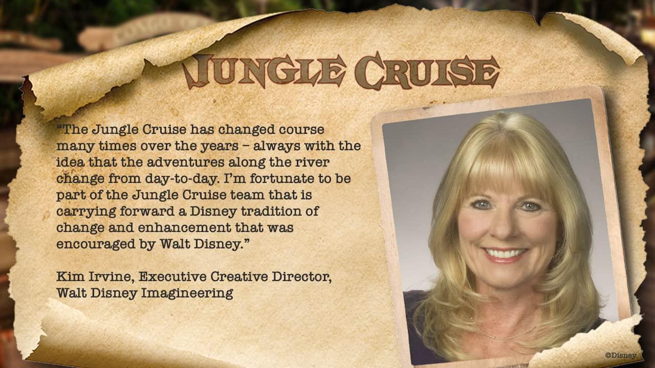 Jungle Cruise Update Walt Disney World and Disneyland 7