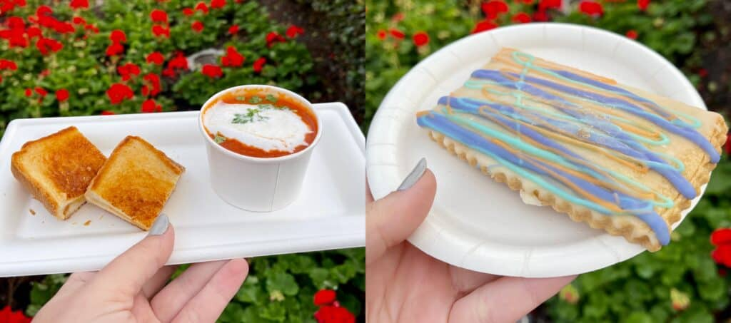 Epcot Festival of the Arts Pop Eats