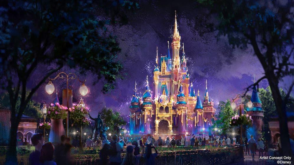 Walt Disney World 50th Celebration EARidescence