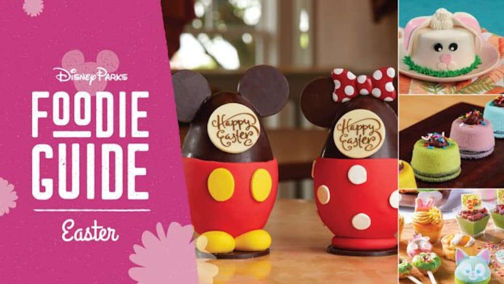 Walt Disney World Easter Food Guide 2021