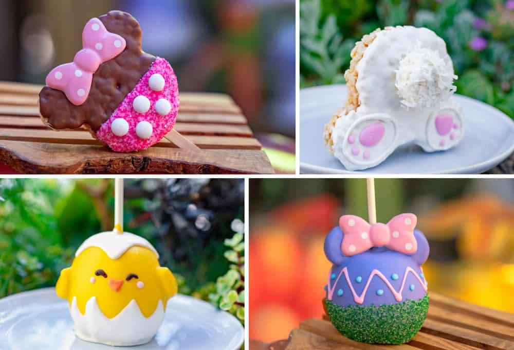 Disneyland Easter Snacks 2021