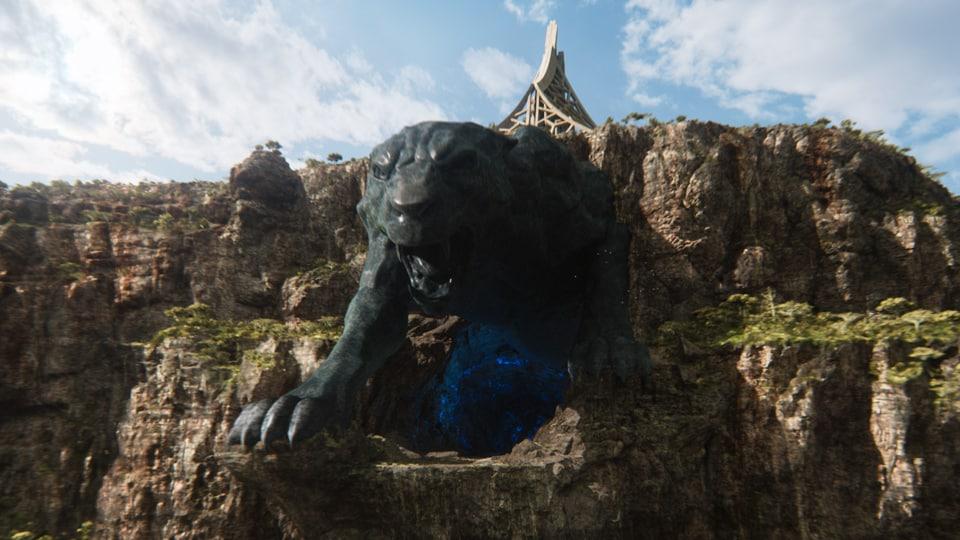 Black Panther Wakanda Panther