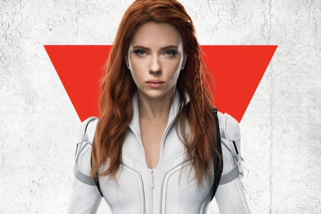 Black Widow Moved to July 9 2021