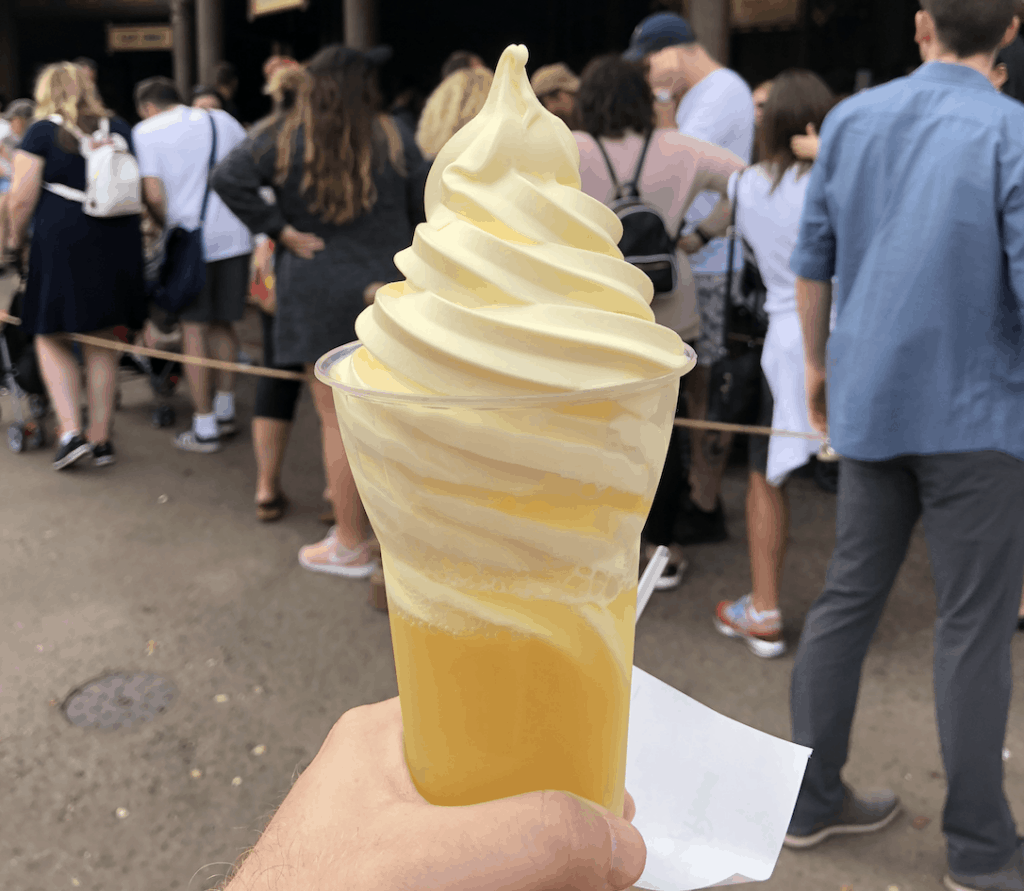 Where to find a dole whip at walt disney world