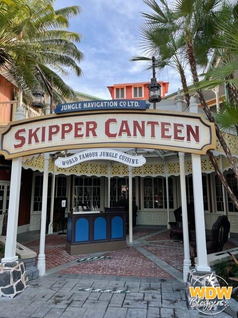 Skipper Canteen at Magic Kingdom in Walt Disney World 2