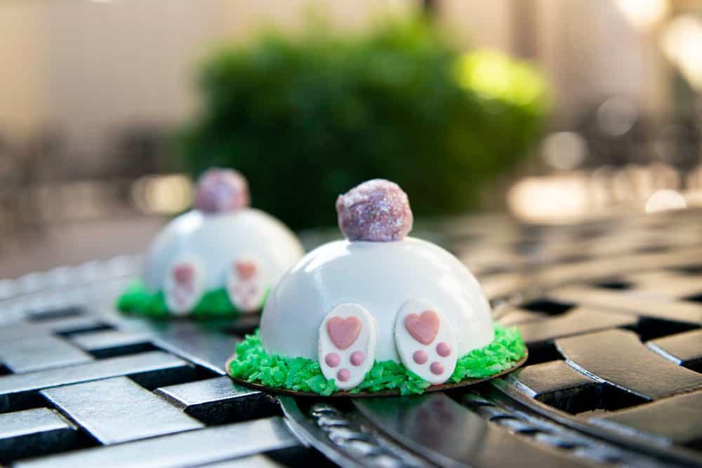 Disney Springs Bunny Mini Dome Cake Amorette's