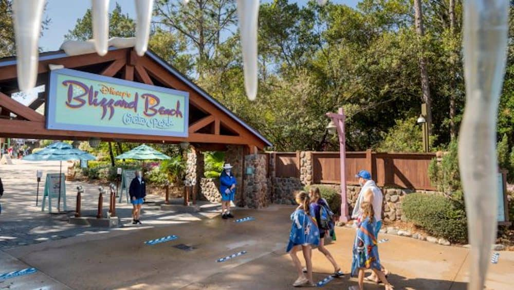Disney's Blizzard Beach Reopens at Walt Disney World Resort
