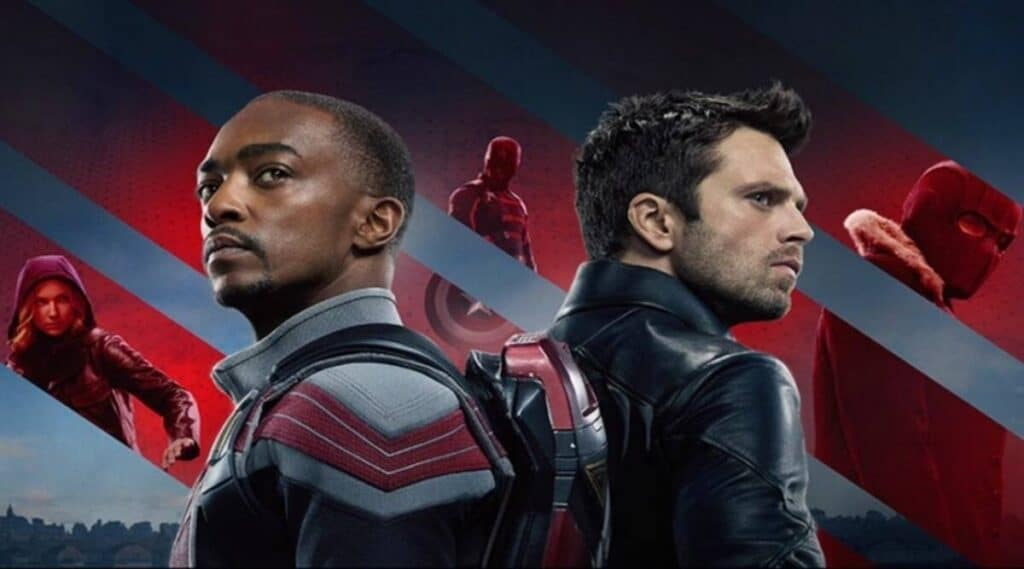 Disney+ The Falcon and the Winter Soldier Episode 1 Review