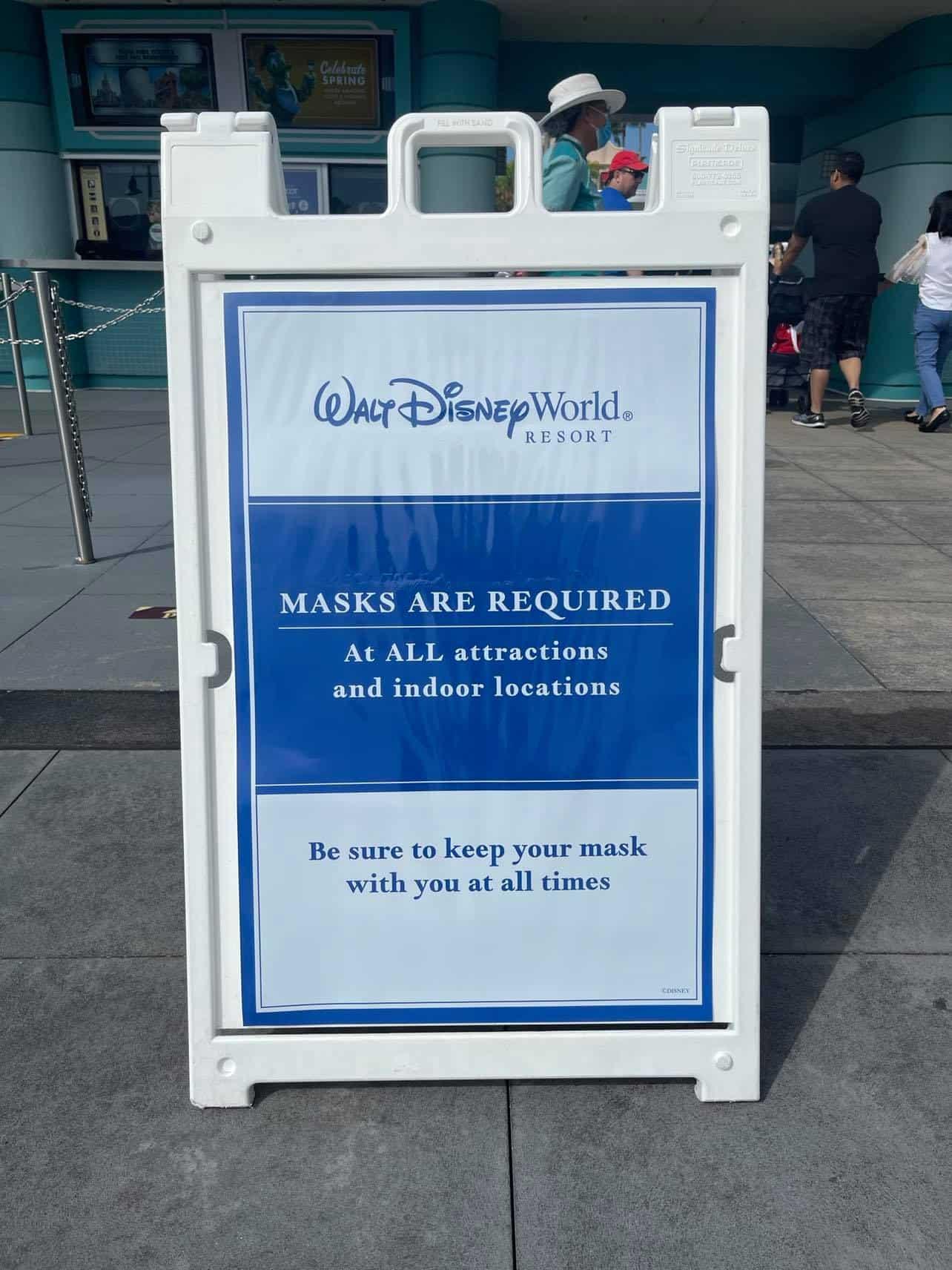 No-Masks-Required-Outdoors-at-Walt-Disney-World